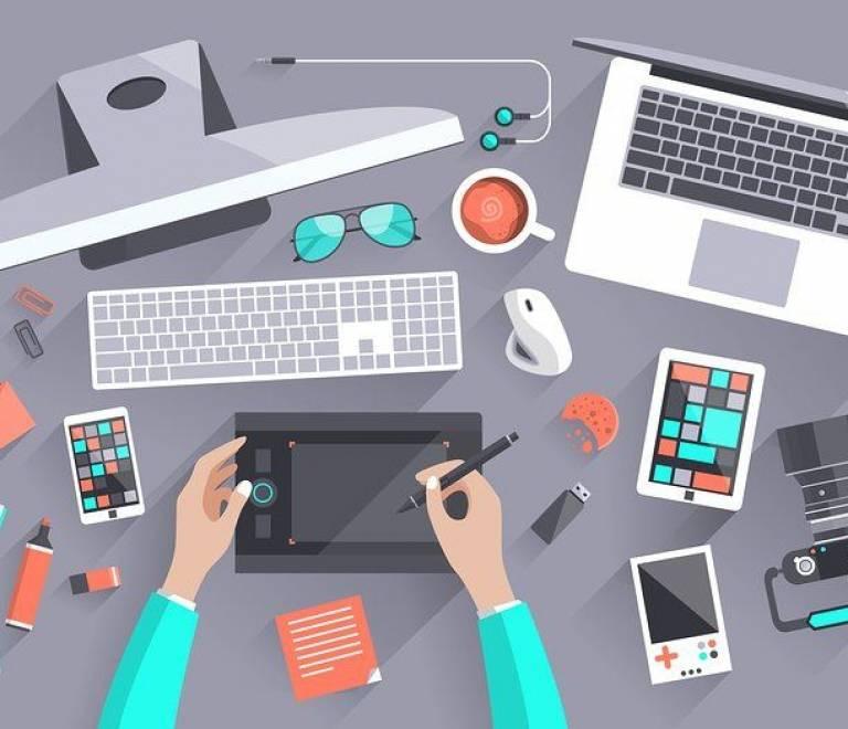 Oferta de Empleo Diseñador Gráfico