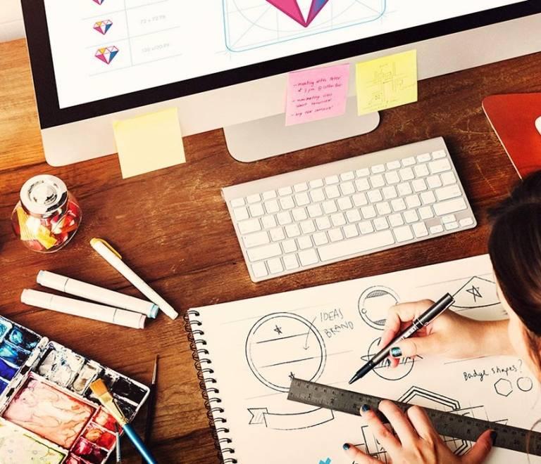 Prácticas Remuneradas en Diseño Gráfico