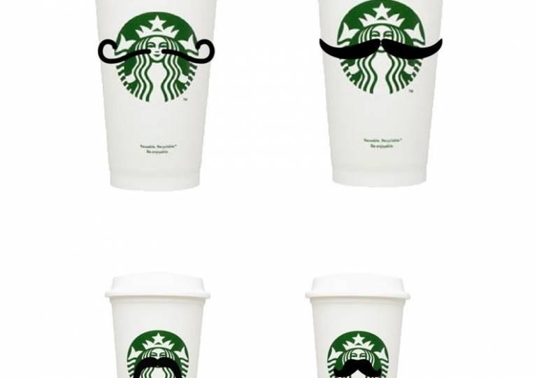 Campaña Gráfica Starbucks