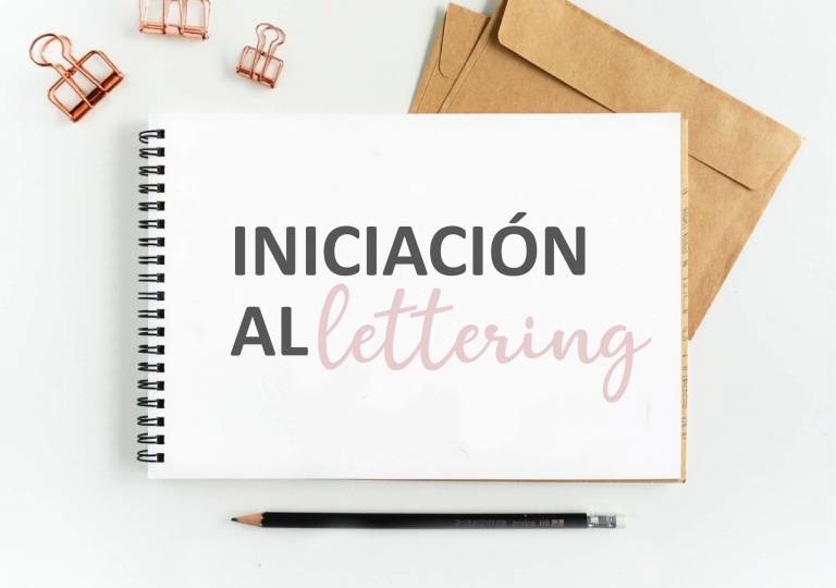 Curso Intensivo Iniciación al Lettering