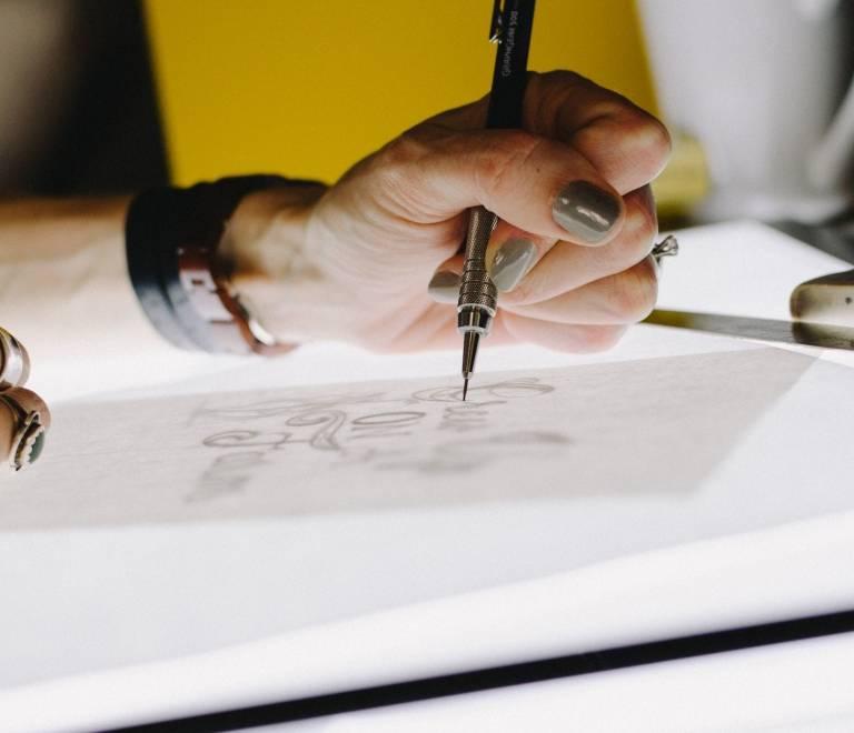 Prácticas sector del diseño gráfico