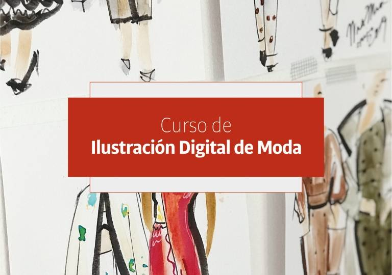 Curso Ilustración Digital de Moda
