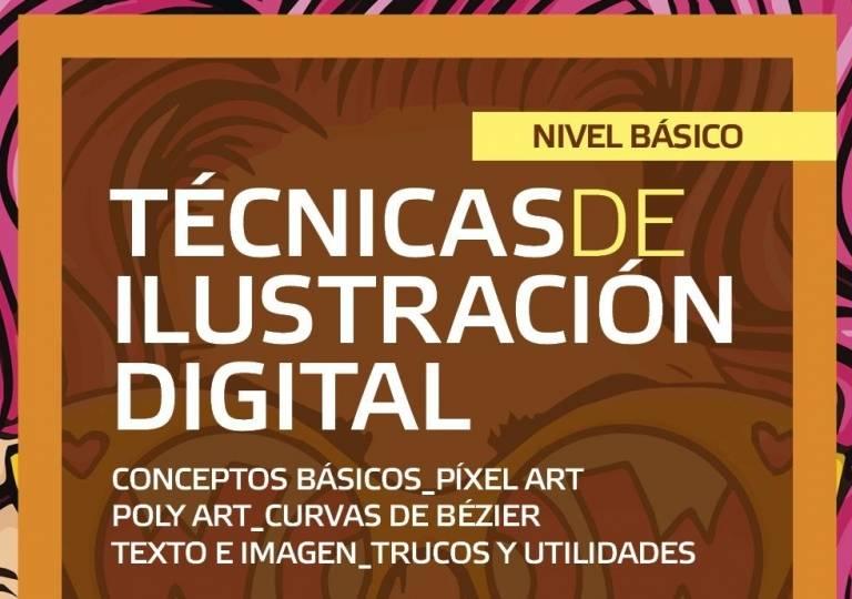 TÉCNICAS DE ILUSTRACIÓN DIGITAL (NIVEL BÁSICO)