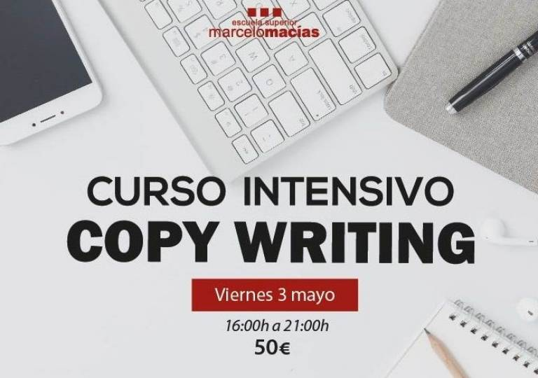 Curso Intensivo Concept + Copy Writing