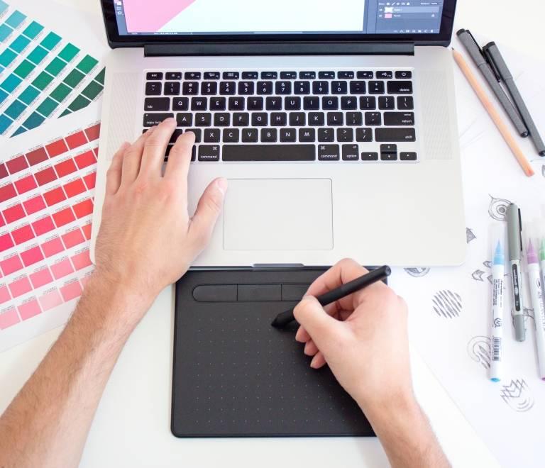 Prácticas Remuneradas conocimientos Diseño Gráfico