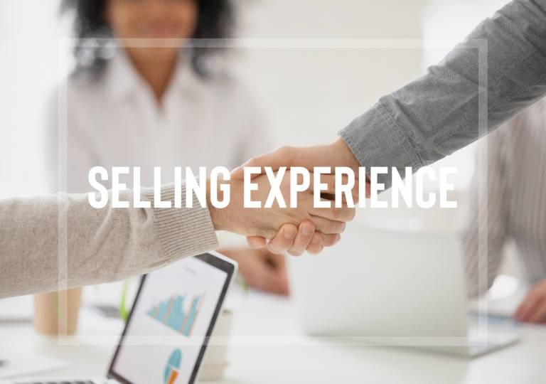 Curso Selling Experience