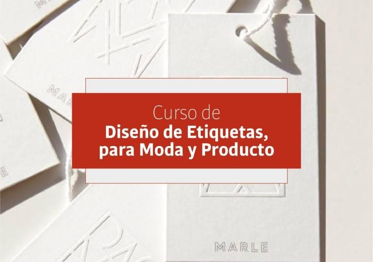 Curso Diseño de Etiquetas para Moda y Producto